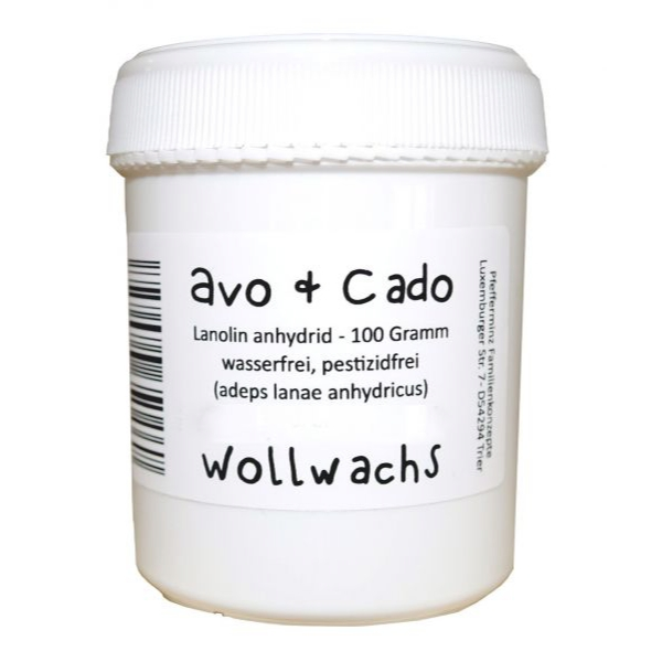 Wollwachs 100g - Avo&Cado